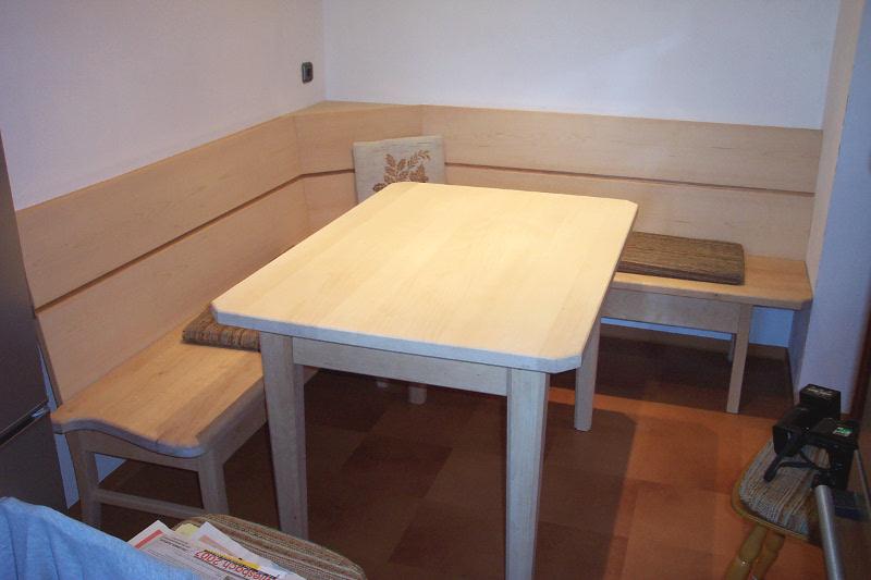 tisch und bank schreinerei home schreinerei hans fischhaber lenggries. Black Bedroom Furniture Sets. Home Design Ideas